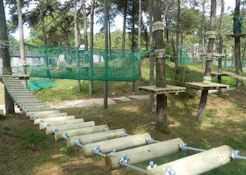 Photographie du Parc Unicef de Lignano