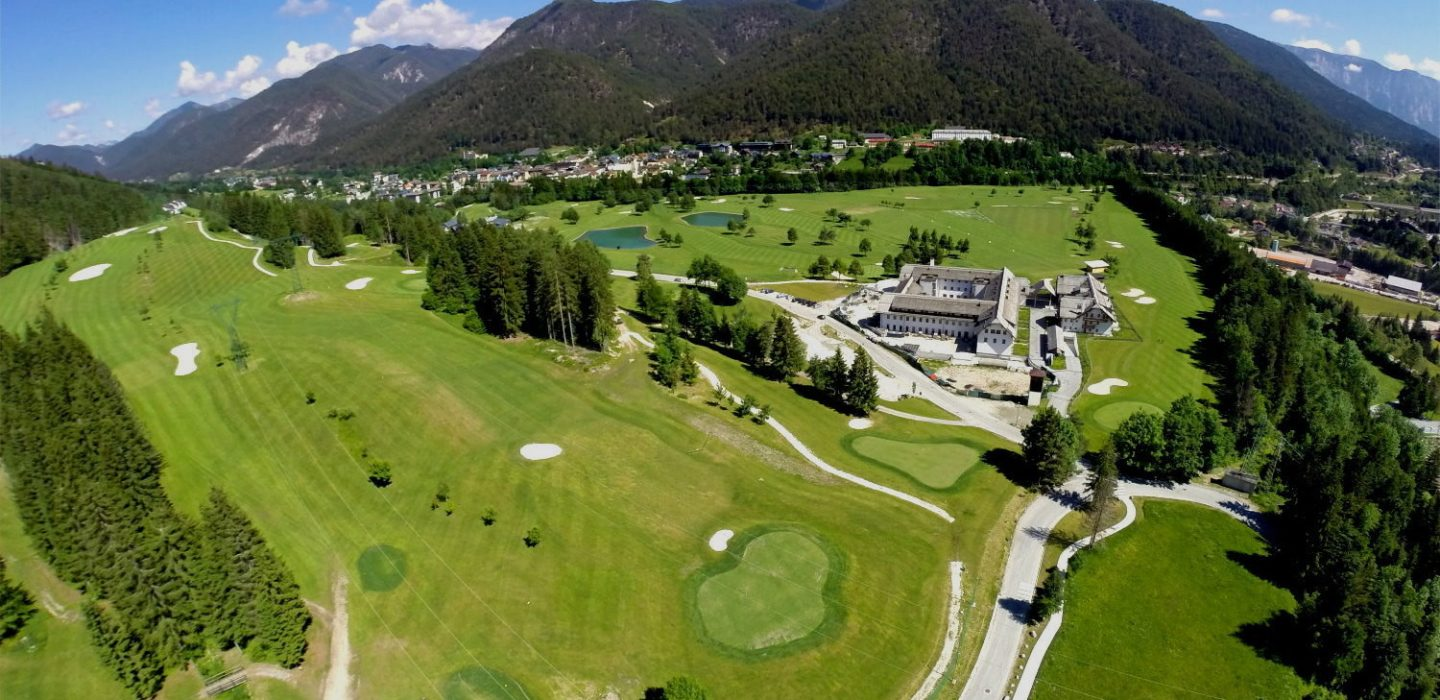 Photographie de Golf Club Senza Confini.