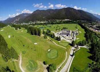 Photographie du Golf Club Senza Confini
