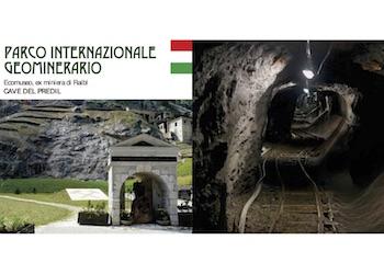 Photographie de la Mostra Tradizionale Mineraria du Parco Geominerario à Cave del Predil
