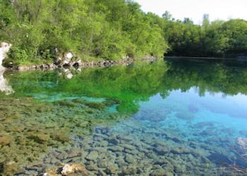 Riserva Naturale Lago di Cornino | Photographie de Fulvio Genero