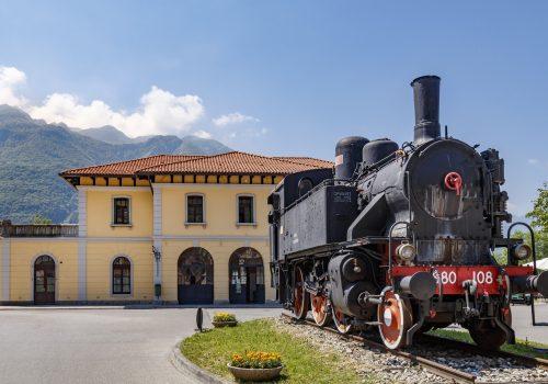 Villa Santina | Photographie des Archives A vous le Frioul, Ph. Massimo Sangoi
