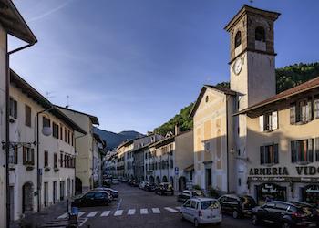 Tolmezzo | Photographie des Archives A vous le Frioul, Ph. Massimo Sangoi