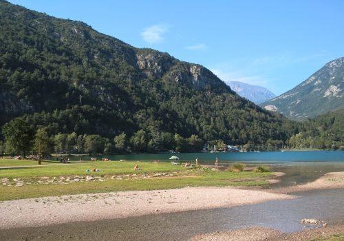 Lac de Cavazzo | Photographie des Archives A Vous le Frioul, Ph. Elena Selin