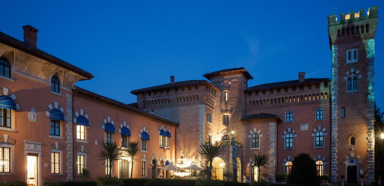 Castello di Spessa | Photographie des Archives A Vous le Frioul, Ph. tassotto&max