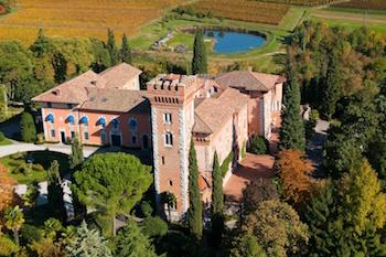 Castello di Spessa | Ph. des Archives A Vous le Frioul, Ph. Château de Spessa
