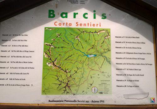 Lago di Barcis | Ph. Elena Selin Archive AVLF