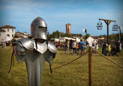 Medioevo a Valvasone | Ph. Valvasone Arzene