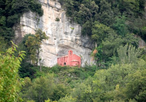 Chiesetta di San Michele a Braulins, Trasaghis | Ph. Uti Gemonese