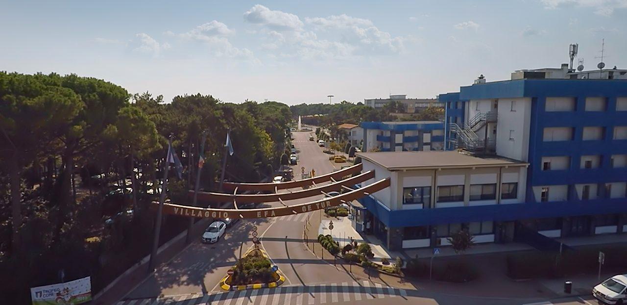 Photographie du Village GeTur