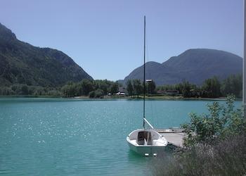 Lago dei Tre Comuni, Trasaghis | Ph. U.T.I. Gemonese