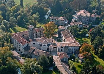 Photographie du Château du Haut de Strassoldo