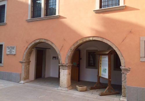 Photographie du Musée Municipal Archéologique Iulium Carnicum de Zuglio
