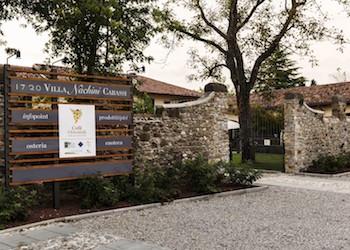 Villa Nachini Cabassi | Photographie de Gruppo Viticultori dei Colli orientali del Friuli in Villa Nachini Cabassi