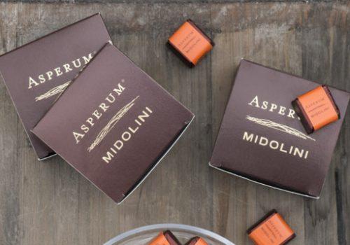 Cioccolatini all'Asperum Acetaia Midolini   Photographie de Stefano Scatà