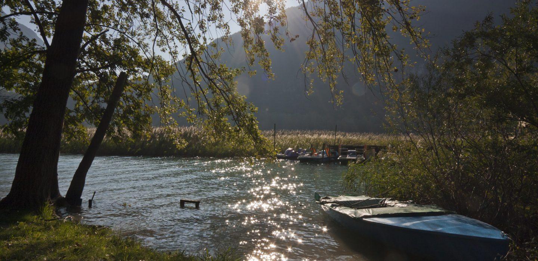 Lago di Cavazzo | Photographie des Archives A vous le Frioul, Ph. Massimo Sangoi