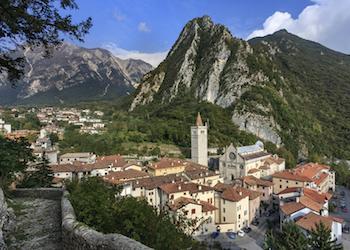 Gemona del Friuli | Photographie des Archives A vous le Frioul, Ph. Massimo Sangoi