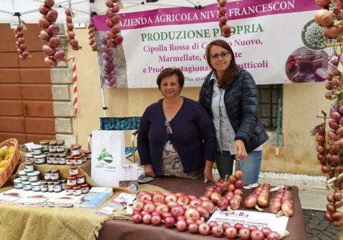 Associazione Produttori Cipolla Rossa di Cavasso Nuovo   Ph. Az. Agricola Nives Francescon