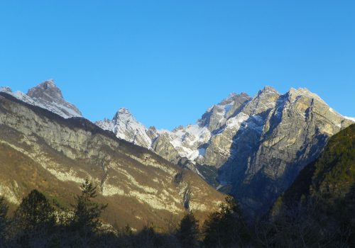 Cimolais, Dolomiti Friulane   Ph. Comune di Cimolais