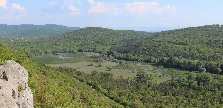 Riserva naturale dei laghi di Doberdò e Pietrarossa   Ph. Tina Klanjšček