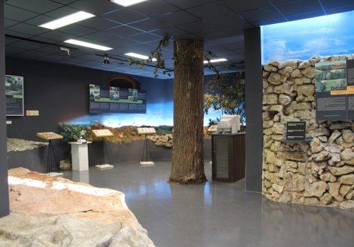 Centro visite Gradina   Ph. Tina Klanjšček