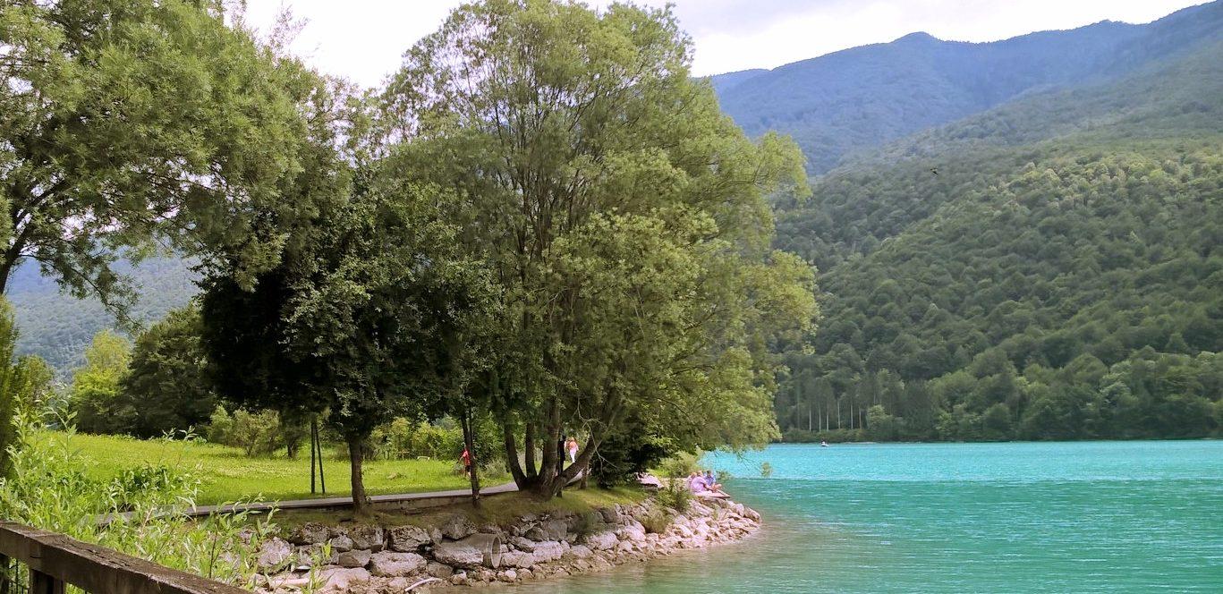 Lago di Barcis   Ph. Elena Selin Archive AVLF