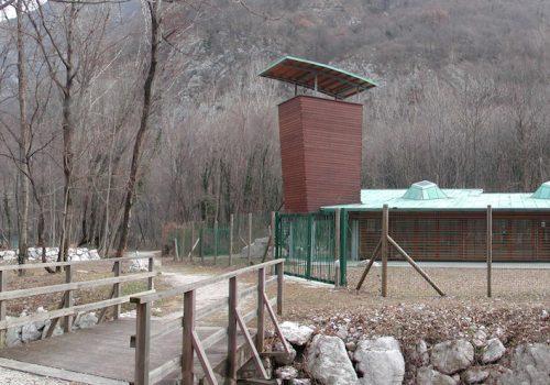 Ecomuseo Val del Lago, Centro Visite Parco Botanico Interneppo, Bordano