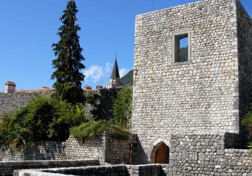 Porta San Genesio, Venzone