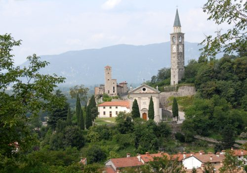 Chiesa S. Maria Nascente, Artegna   Ph. Uti Gemonese