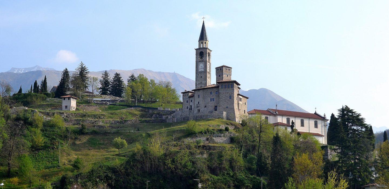 Collina San Martino, Artegna   Ph. Uti Gemonese