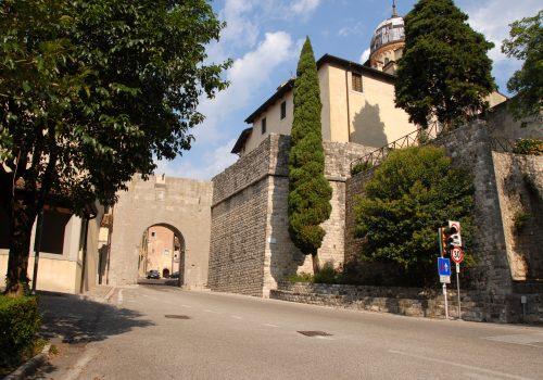 Porta Udine, Gemona del Friuli | Ph. Uti Gemonese