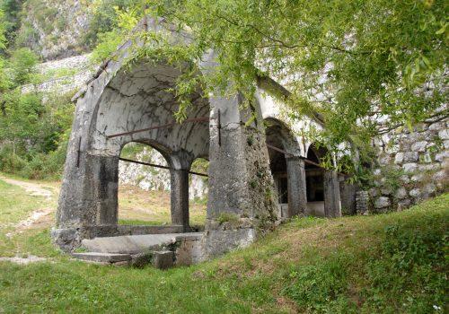 Lavatoio del '700, Gemona del Friuli | Ph. U.T.I. Gemonese