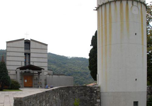 Chiesa di S. Giorgio, Montenars | Ph. U.T.I. Gemonese