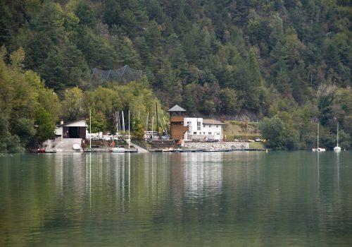 Sede Nautilia, Lago dei Tre Comuni, Trasaghis   Ph. Uti Gemonese
